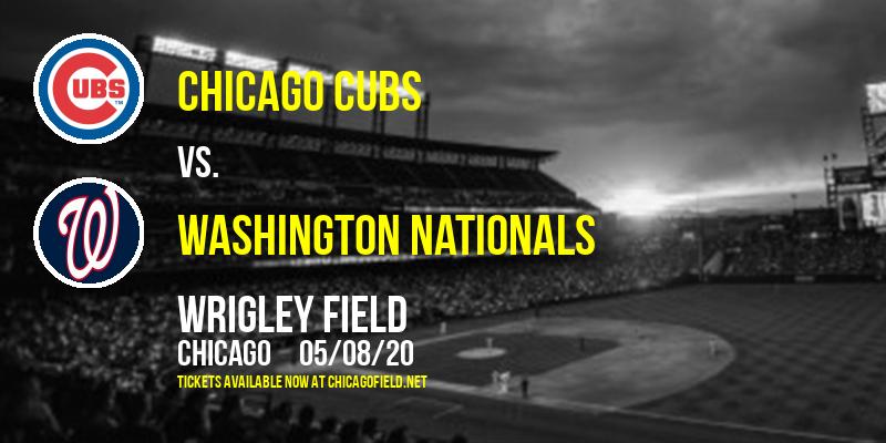 Chicago Cubs vs. Washington Nationals at Wrigley Field