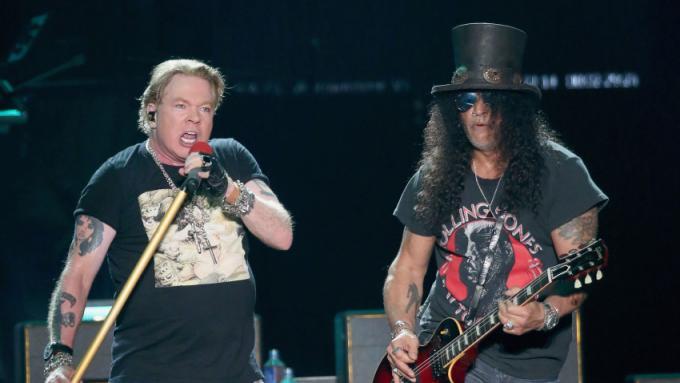 Guns N' Roses [POSTPONED] at Wrigley Field