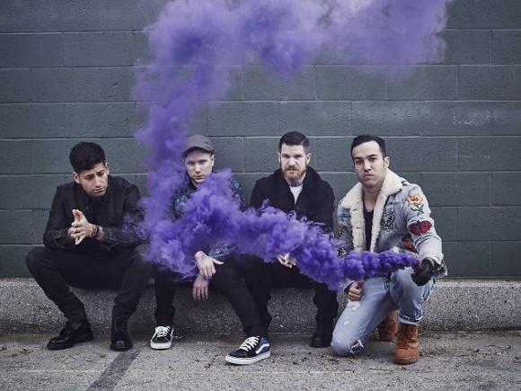 Fall Out Boy, Machine Gun Kelly & Rise Against at Wrigley Field