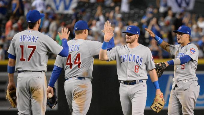 NLDS: Chicago Cubs vs. TBD - Home Game 1 (Date: TBD - If Necessary) at Wrigley Field