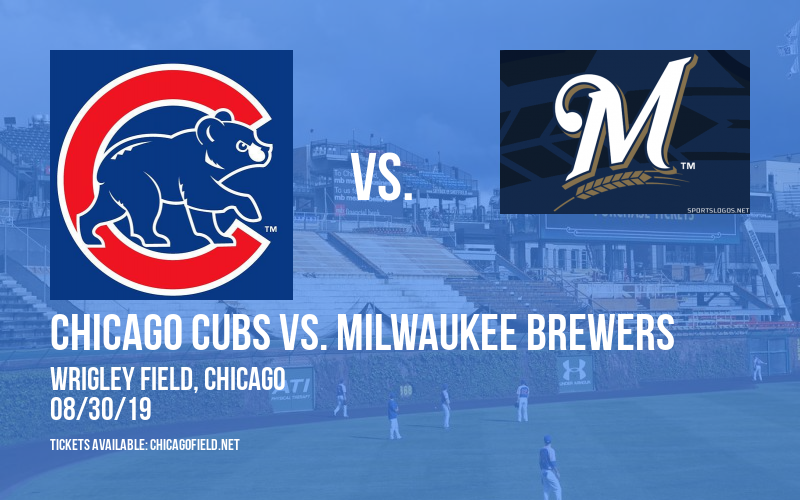 Chicago Cubs vs. Milwaukee Brewers at Wrigley Field