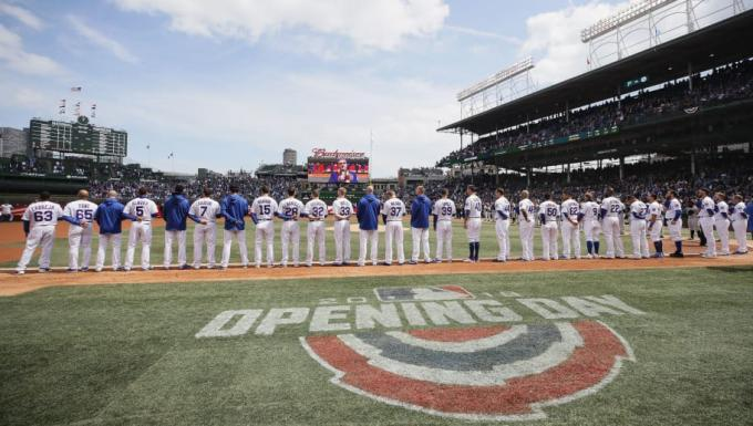 NLDS: Chicago Cubs vs. TBD - Home Game 2 (Date: TBD - If Necessary) at Wrigley Field