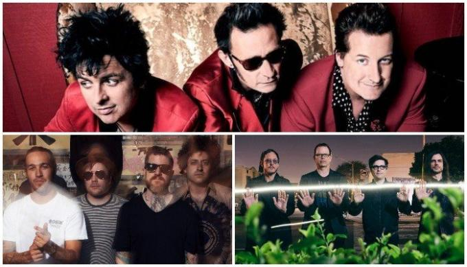 Hella Mega Tour: Green Day, Fall Out Boy, Weezer & The Interrupters at Wrigley Field